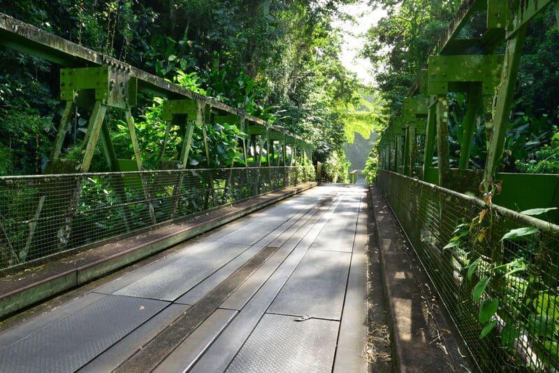 pont grand riviere martinique
